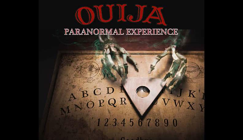 Ouija – Paranormal Experience